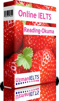 IELTS Reading Çalışmaları