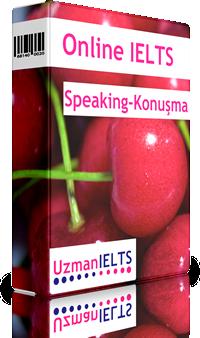 IELTS Speaking Çalışmaları