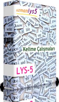 LYS-5 İngilizce Kelime Çalışmaları