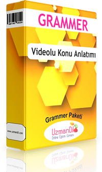 GRAMER Videoları Paketi