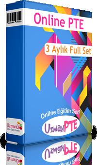 PTE 3 Aylık Full Hazırlık Seti + 2 Ay Hediye + 5 Aylık MyKelime.com Hediye