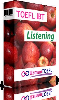 TOEFL IBT Listening Çalışmaları