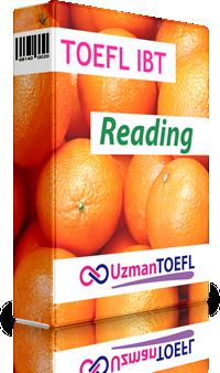 TOEFL IBT Reading Çalışmaları