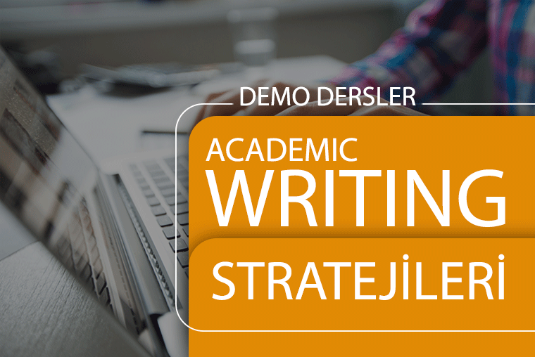 Writing Academic Starteji