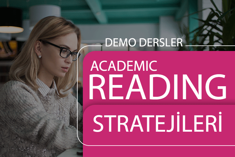 Reading Academic Strateji