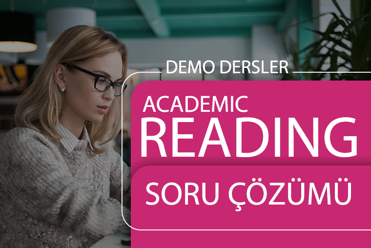 Reading Academic Çalışma