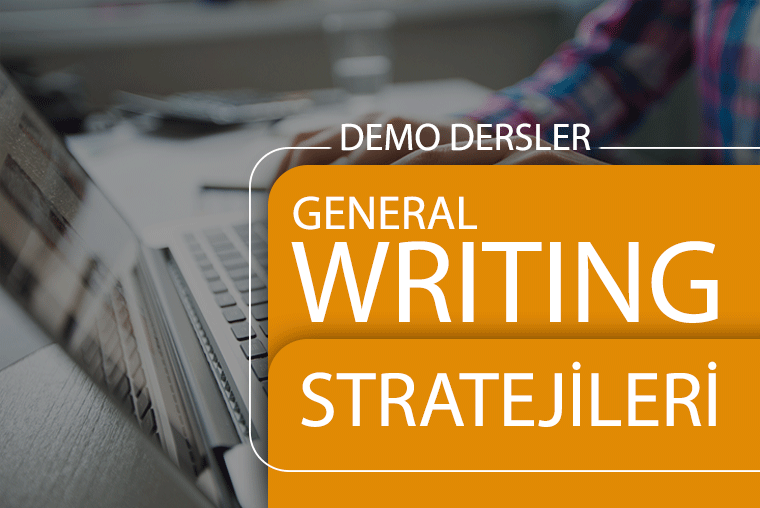 Writing General Starteji